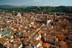 Panorama de Firenze Foto de archivo libre de regalías