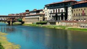 Panorama de Florença video estoque