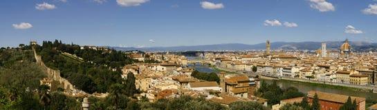 Panorama de Florencia Imagen de archivo