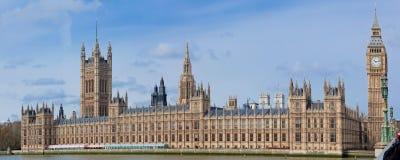 Panorama de grand Ben Londres photo stock