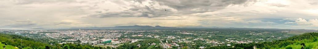 Panorama de Hatyai Fotos de Stock Royalty Free