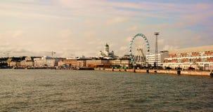 Panorama de Helsinki Fotografía de archivo libre de regalías