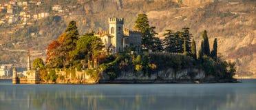 Panorama de Isola di Loreto Imagem de Stock