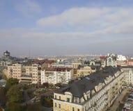 Panorama de Kiev Fotografía de archivo