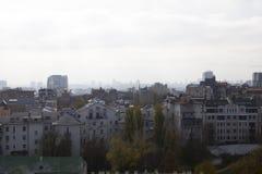 Panorama de Kiev Imagen de archivo libre de regalías