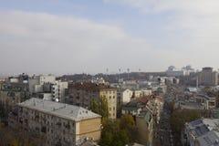Panorama de Kiev Fotos de archivo libres de regalías