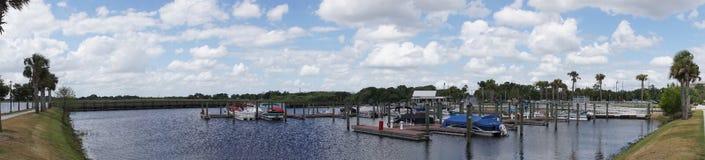 Panorama de Kissimmee la Floride Photos libres de droits