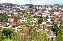 Panorama de Kutaisi, la Géorgie, Asie Image stock