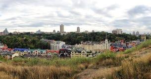 Panorama de Kyiv Imagem de Stock Royalty Free