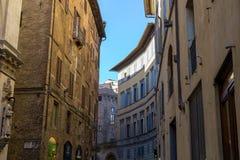 Panorama de la ciudad de Roma Imagen de archivo libre de regalías