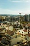 Panorama de la ciudad, mañana Imagen de archivo