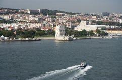 Panorama de la costa costa imagen de archivo