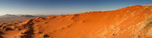 Panorama de la dune d'Elim Photographie stock