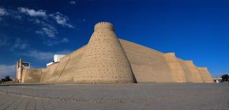 Panorama de la forteresse d'arche Photographie stock libre de droits