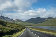 Panorama de la isla de Skye Fotografía de archivo