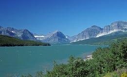 Panorama de la montaña fotografía de archivo