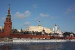Panorama de la Moscú Kremlin. Fotografía de archivo libre de regalías
