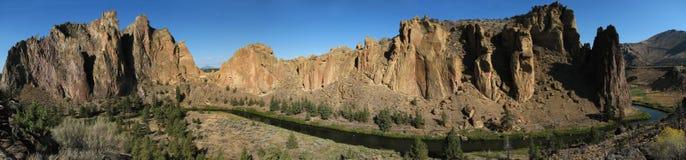 Panorama de la roca de Smith imagen de archivo