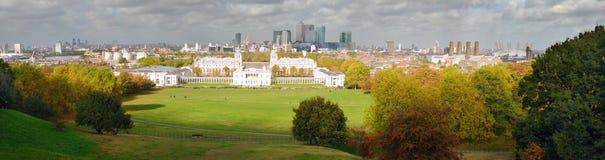 Panorama de Londres Photographie stock