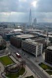 Panorama de Londres Fotografía de archivo libre de regalías