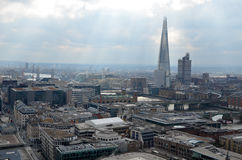 Panorama de Londres Fotografia de Stock Royalty Free