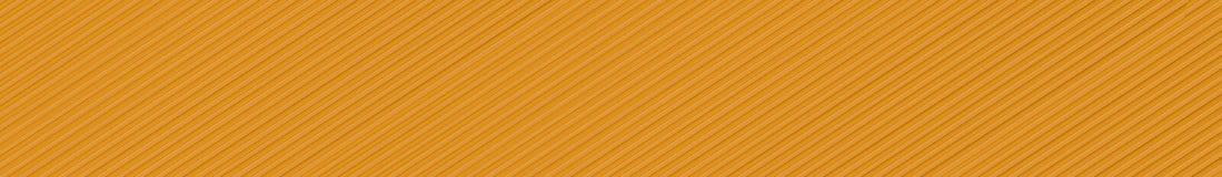 Panorama de madeira do fundo do teste padrão de papel ondulado Fotos de Stock Royalty Free