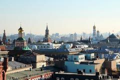 Panorama de Moscou, Russie photo stock