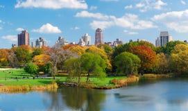 Panorama de New York City Photographie stock libre de droits