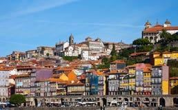 Panorama de Oporto, Portugal fotografía de archivo libre de regalías