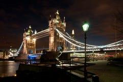 Panorama de passerelle de tour et du tesson Photo libre de droits
