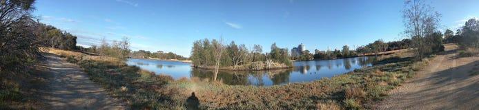 Panorama de Perth Fotos de archivo