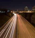 Panorama de Portland, Orégon Photos libres de droits
