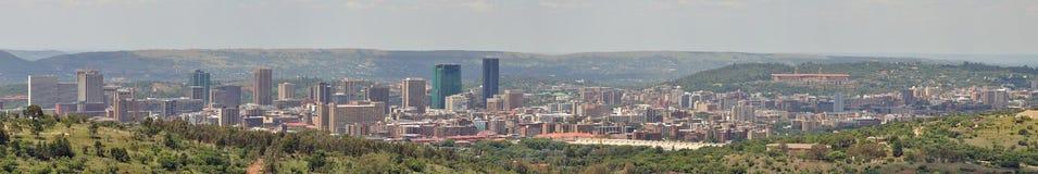 Panorama de Pretoria Fotografía de archivo libre de regalías