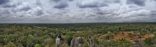 Panorama de Seemless Photo libre de droits