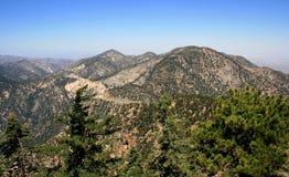 Panorama de sommet d'Islip Images libres de droits