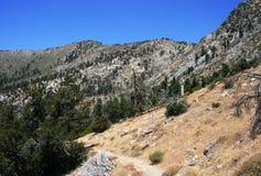 Panorama de sommet d'Islip Images stock