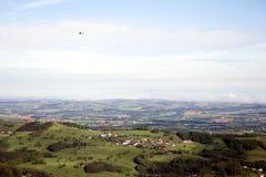 Panorama de Sonntagsberg Foto de Stock
