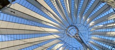 Panorama de Sony Center Foto de archivo