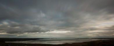 Panorama de Strangford Fotografía de archivo