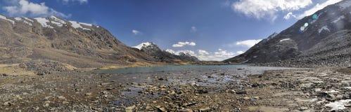 Panorama de Tayikistán foto de archivo
