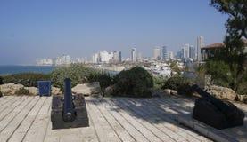 Panorama de Tel Aviv Images stock