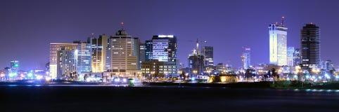 Panorama de Tel Aviv Photo stock