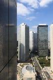 Panorama de Tokio Fotografía de archivo libre de regalías