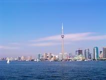 Panorama de Toronto Imagem de Stock Royalty Free