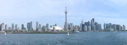 Panorama de Toronto image libre de droits
