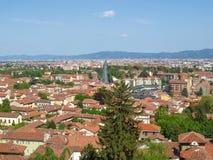 Panorama de Turin Image libre de droits