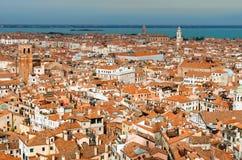 Panorama de Venecia Imagen de archivo libre de regalías