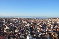 Panorama de Veneza Imagens de Stock