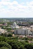 Panorama de ville Images libres de droits
