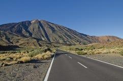 Le Teide Image stock
